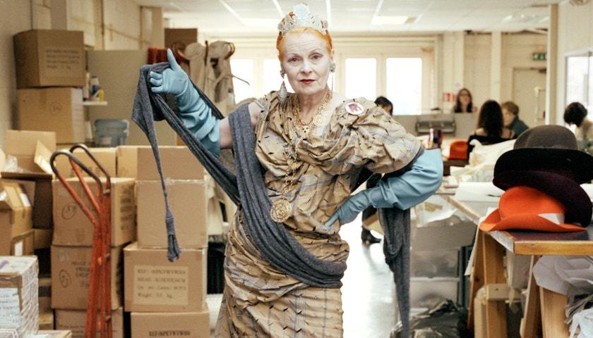 Happy birthday, Vivienne Westwood!