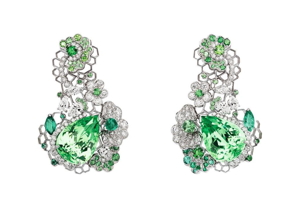 Naušnice z haute joaillerie kolekce Dior, Dior, Dior