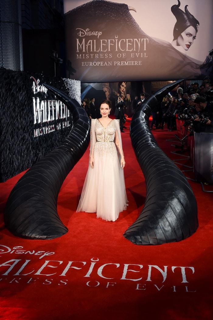 Evropská premiéra filmu Zloba: Královna všeho zlého, Londýn Autor: Getty Images