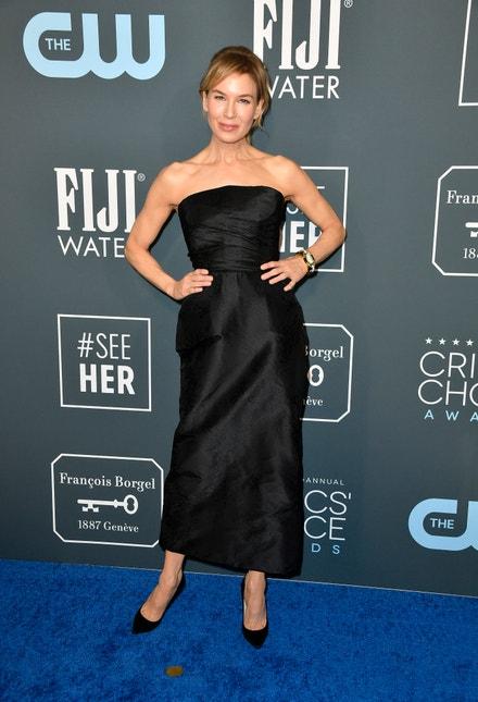 Renée Zellweger v šatech Dior