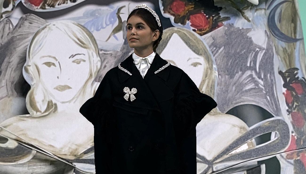 Simone Rocha představila kolekci pro H&M s pomocí interaktivní virtuální reality