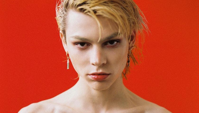 Please welcome Ondra Vacek, tvář Celine a cover star aktuálního vydání