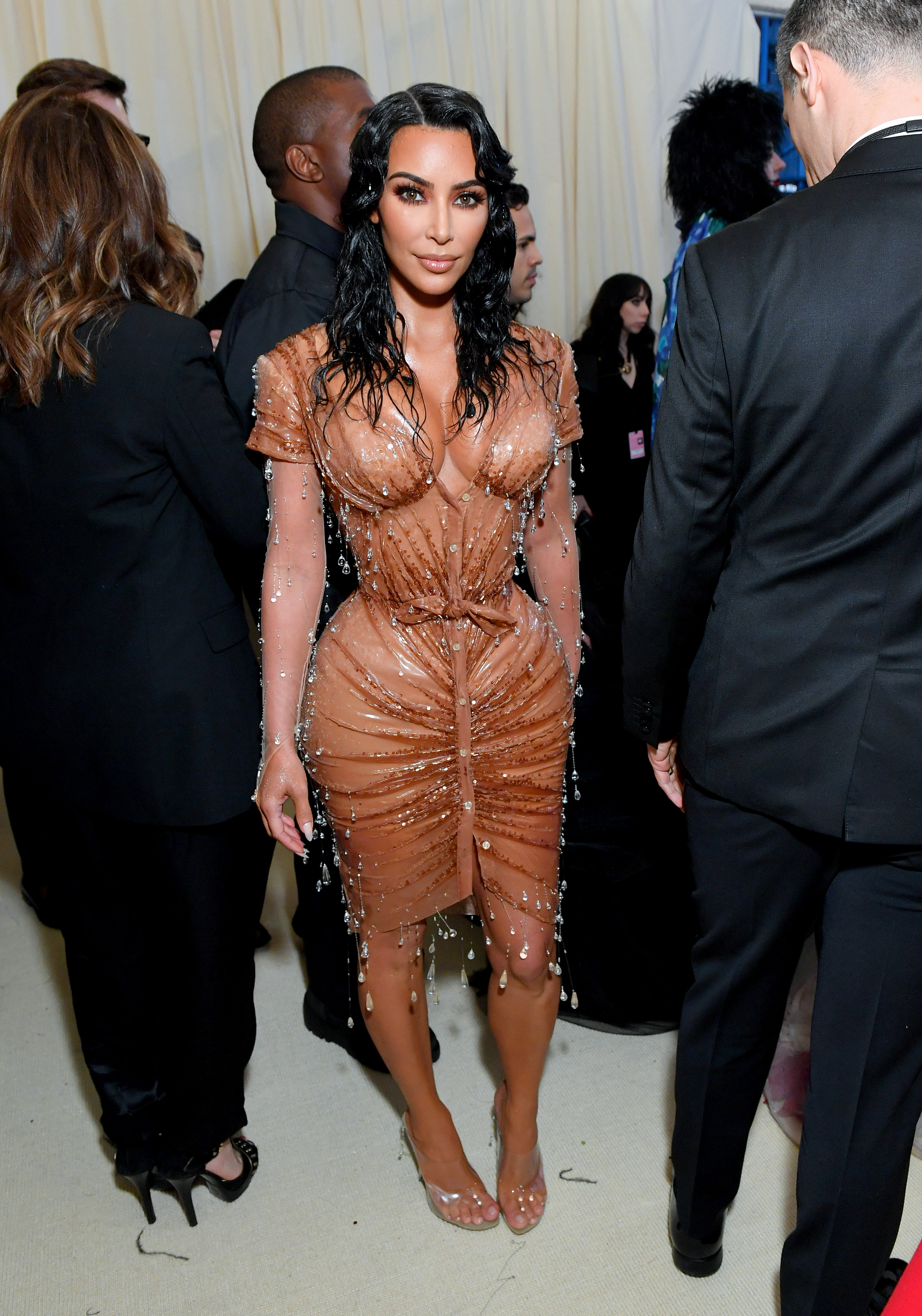Kim Kardashian West na Met Gala, 2019 Autor: Mike Coppola/MG19/Getty Images for The Met Museum/Vogue