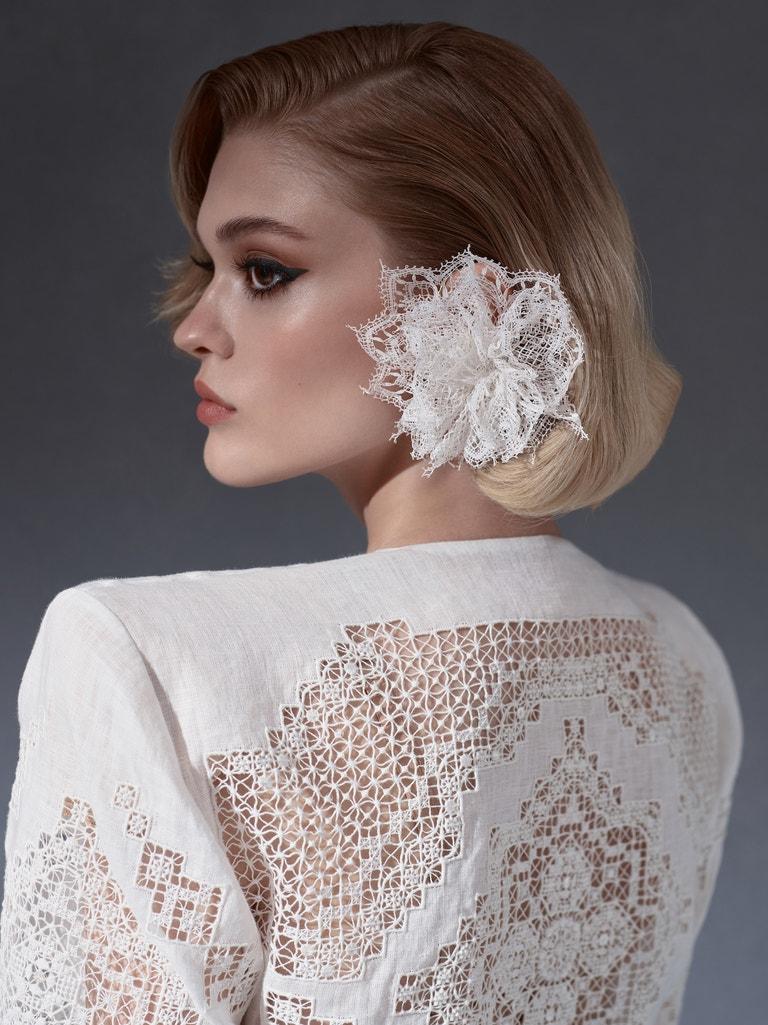 Ulyana Sergeenko Haute Couture podzim - zima 2020/2021