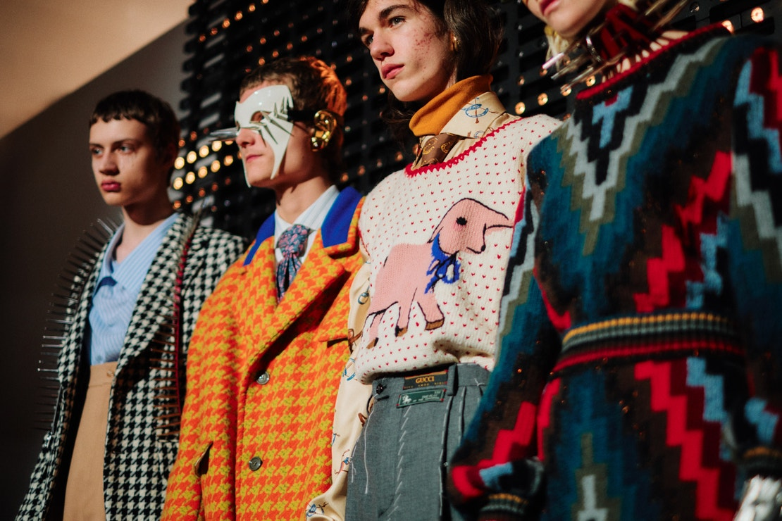 Gucci podzim - zima 2019/2020