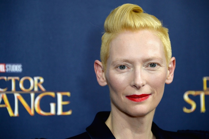 Tilda Swinton na londýnské premiéře Doctor Strange, 2016 Autor: Anthony Harvey/Getty Images