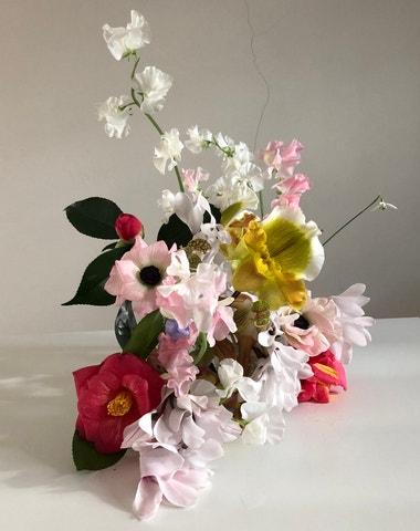 Anatomie dokonalé valentýnské květiny
