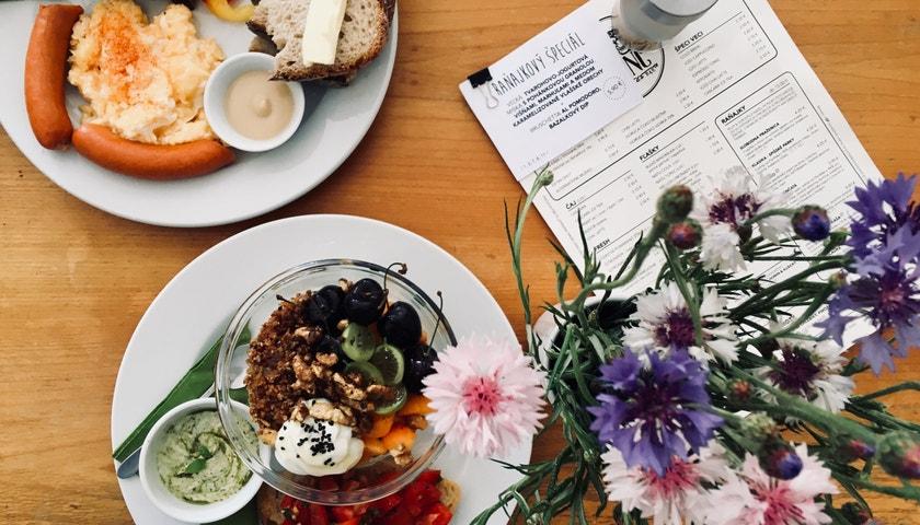 Bratislavský brunch & coffee guide pre #instaworthy leto!