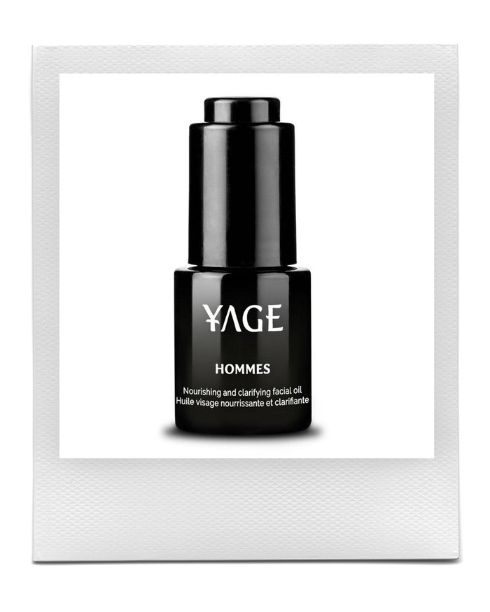 Ručně míchaný denní olej na problematickou pleť, YAGE, prodává Yage Organics, 1199 Kč Autor: Archiv značky