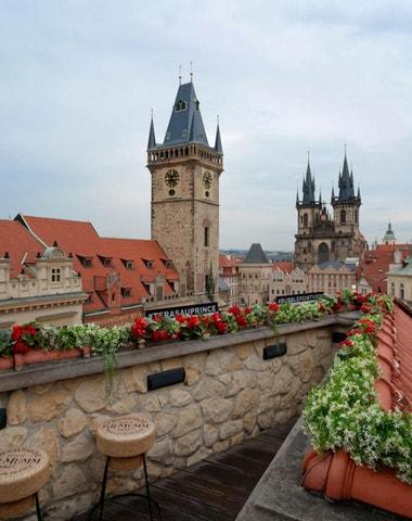 Nadějné vyhlídky: restaurace v Čechách, které vás svým výhledem očarují