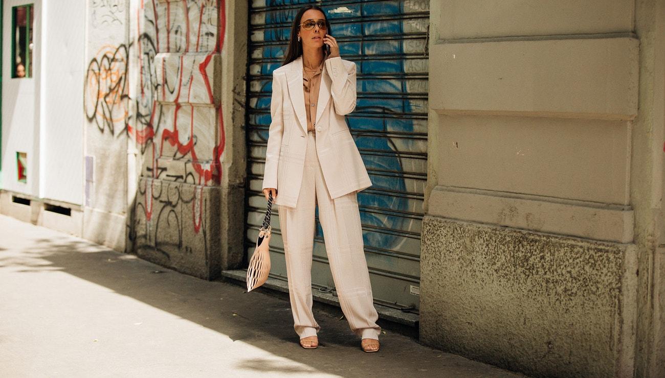 Street style inspirace pro pracovní šatník