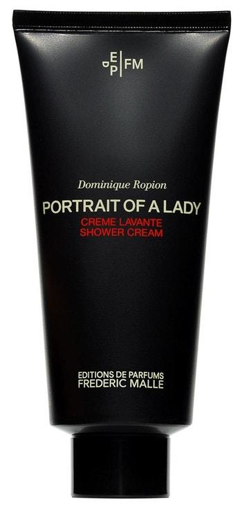 Sprchový krém Portrait of a Lady, Frederic Malle (prodává Ingredients), 1600 Kč