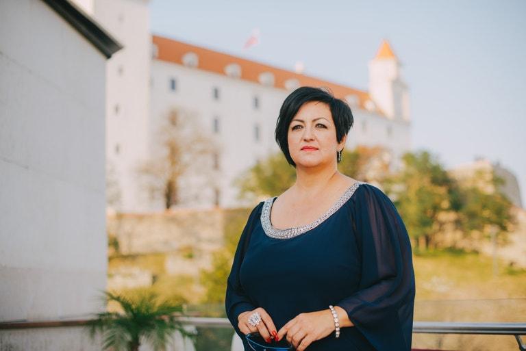 Tatiana Orglerová