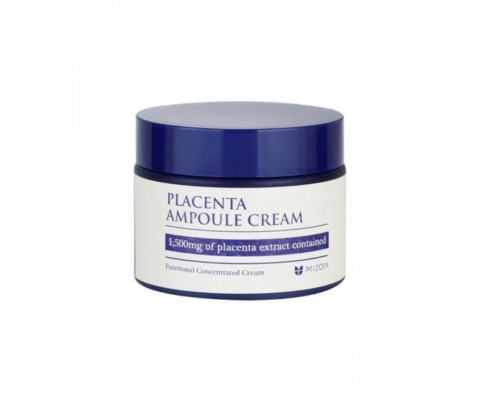 Placenta Ampoule Cream, Mizon, prodává Korean Kosmetika, 600 Kč