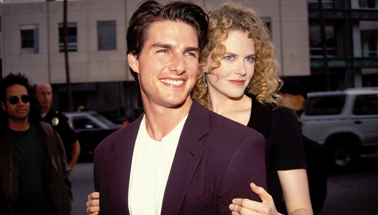 Láska z archivu: Tom Cruise a Nicole Kidman