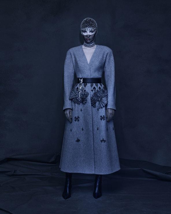 Ulyana Sergeenko Haute Couture podzim - zima 2021/2022