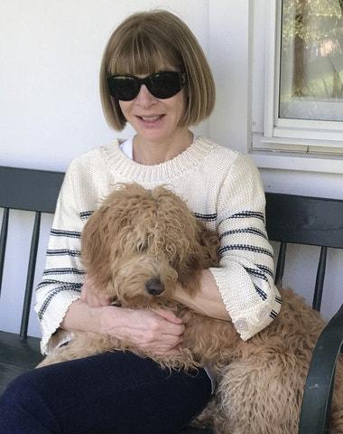 Anna Wintour: Nikdy jsem nebyla na módní průmysl více hrdá