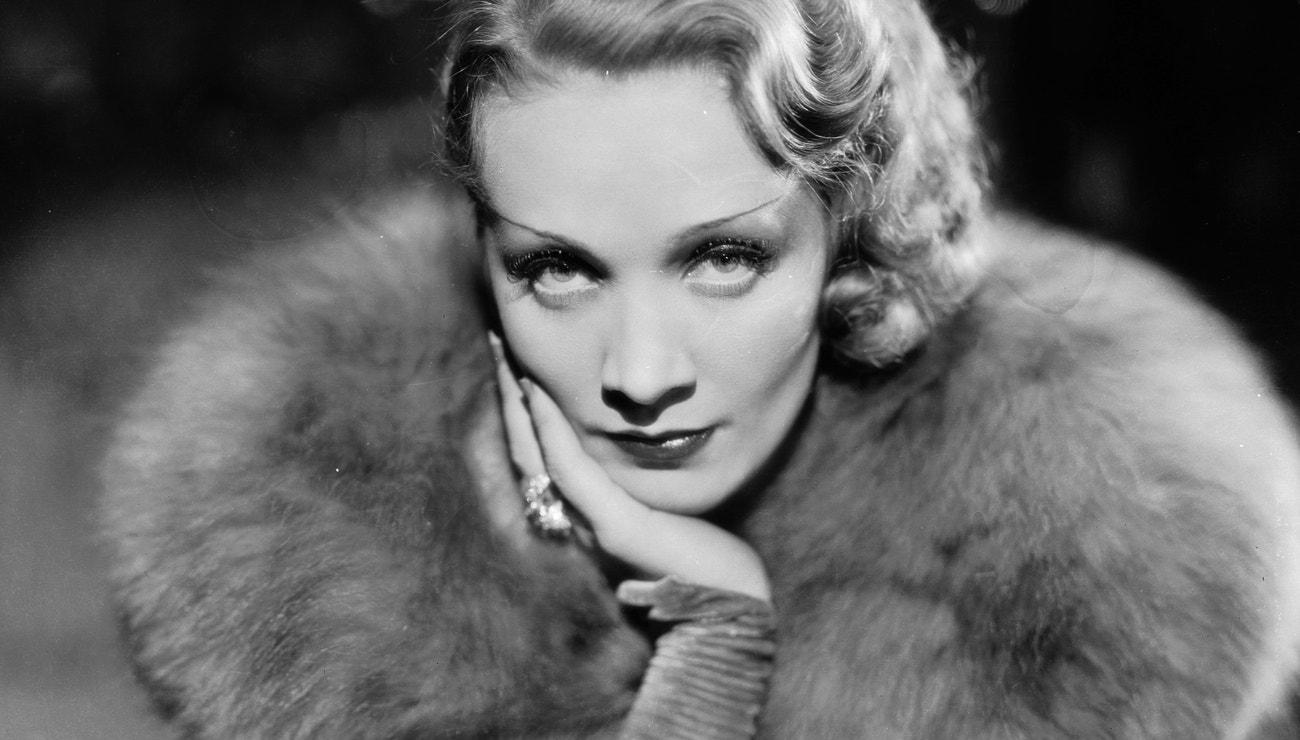 Nadčasový styl Marlene Dietrich
