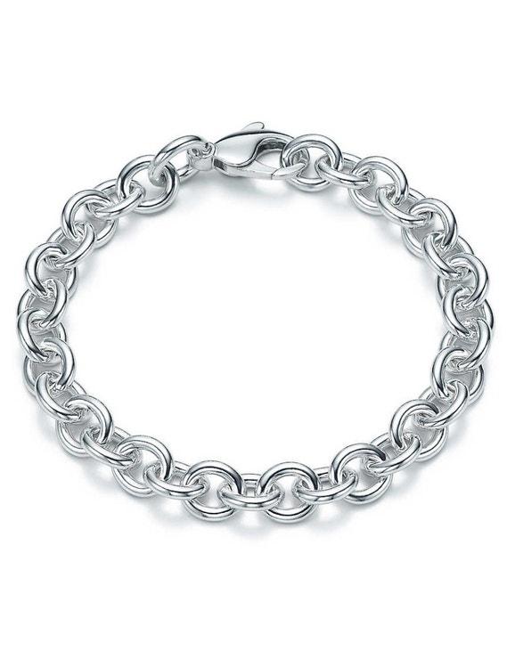 Stříbrný náramek, Tiffany & Co., 5 950 Kč