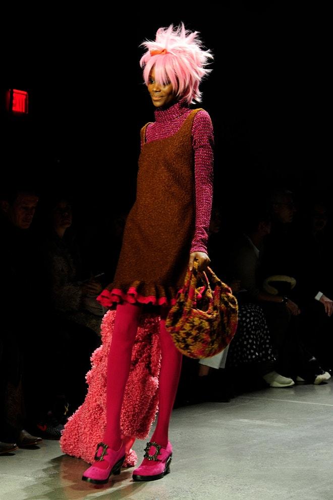 Anna Sui FW19 Fashion Show