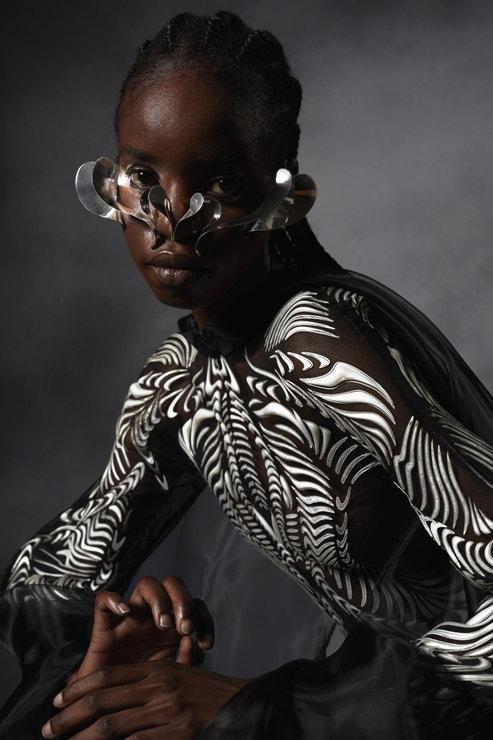 Iris Van Herpen Haute Couture podzim - zima 2021/2022