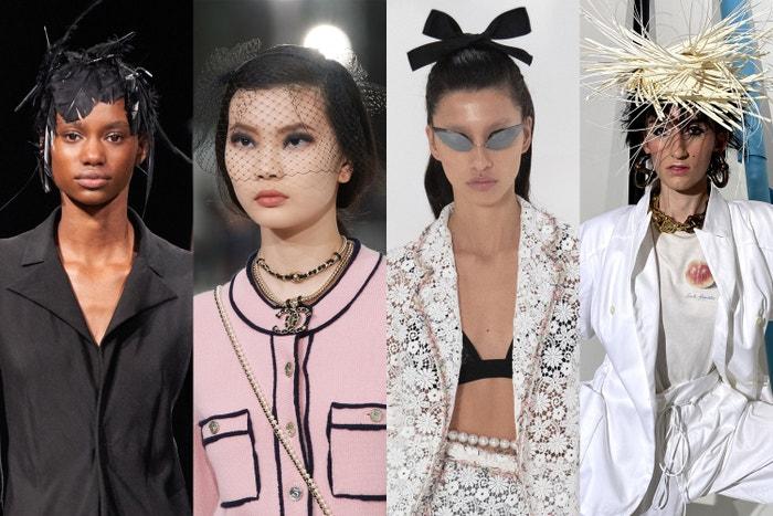 Autor: Yohji Yamamoto, Chanel, Andreas Kronthaler/Vivienne Westwood, Giambattista Vall