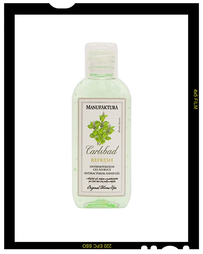Antibakteriální gel na ruce Refresh, MANUFAKTURA, prodává Manufaktura, 249 Kč za 215 ml balení