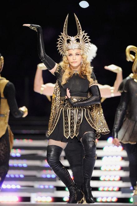 Madonna, 2012