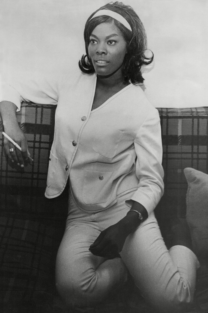 Dionne Warwick, cca 1965 Autor: George Elam/ANL/Shutterstock/REX