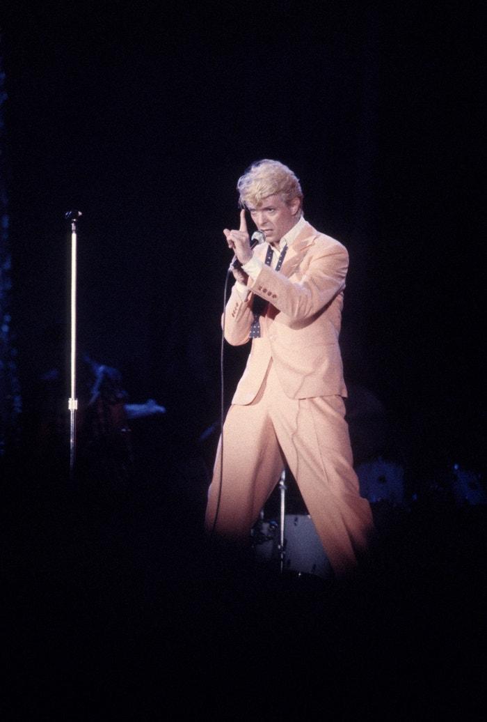 David Bowie v New Yorku, 1980 Autor: PL Gould/IMAGES/Getty Images