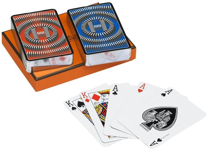 Hrací karty, Hermès