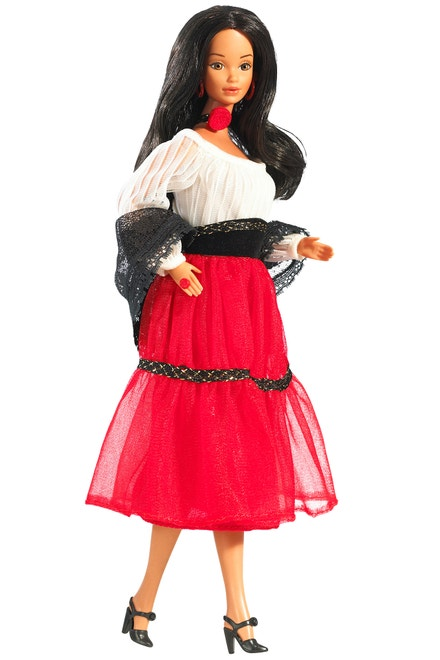1980 Hispanic Barbie