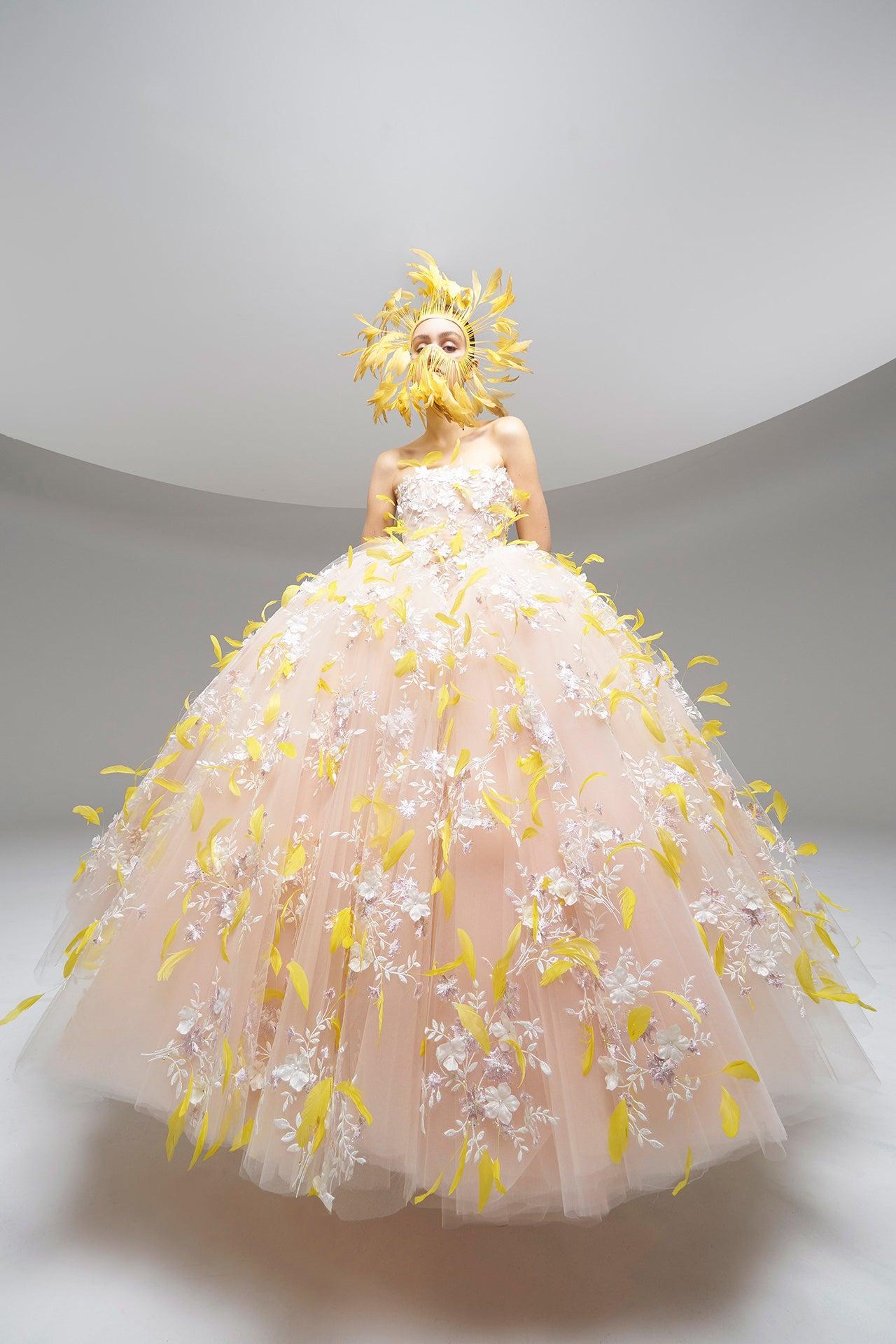 Giambattista Valli Haute Couture S/S 20 Autor: Giambattista Valli