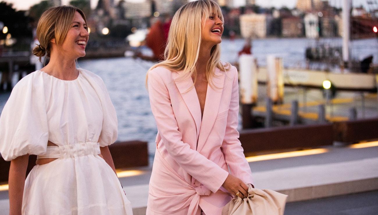 Street style inspirace z australského fashion weeku