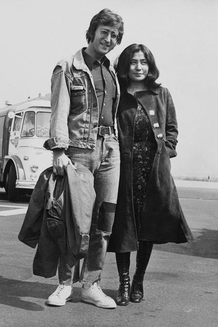 Cannes 1970, John Lennon a Yoko Ono