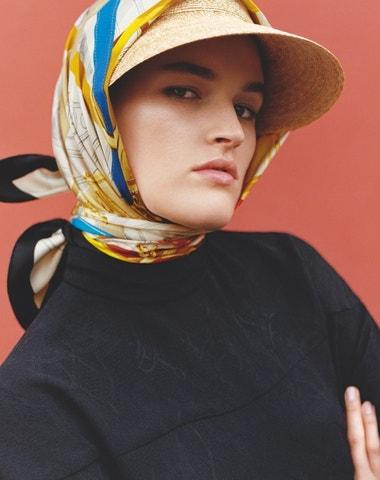 19 způsobů, jak nosit šátek i jinak než kolem krku