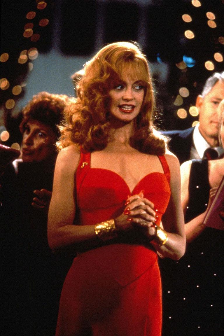 Goldie Hawn, Smrt jí sluší (Death Becomes Her/1992).