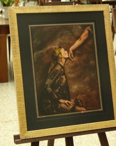 Fotografie Jana Saudka pro Vogue CS přináší nadačnímu fondu Be Charity jeden milion korun
