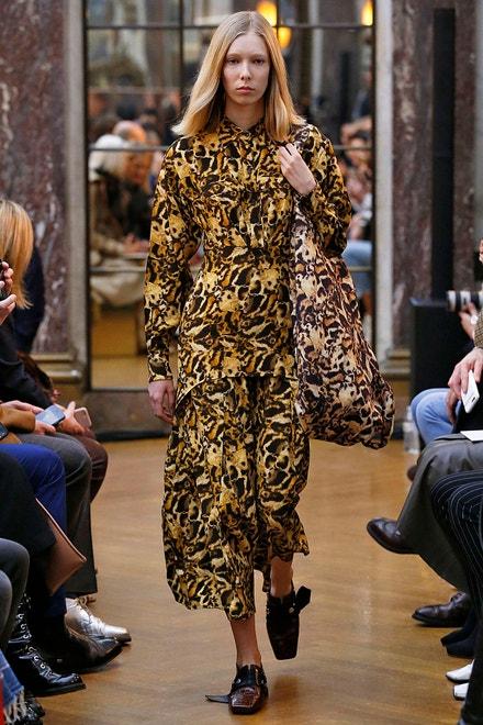 Victoria Beckham, New York Fashion Week, Fall/Winter 2018/19