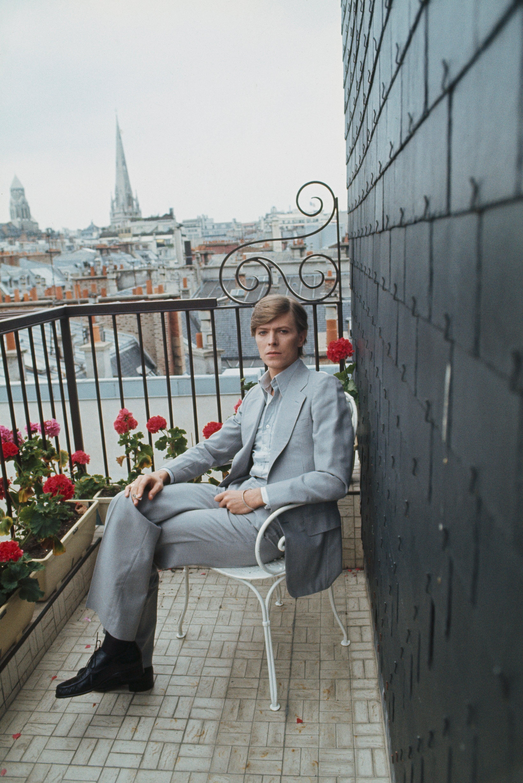 David Bowie v Paříži, 1977 Autor: Christian Simonpietri/Sygma/VCG via Getty Images