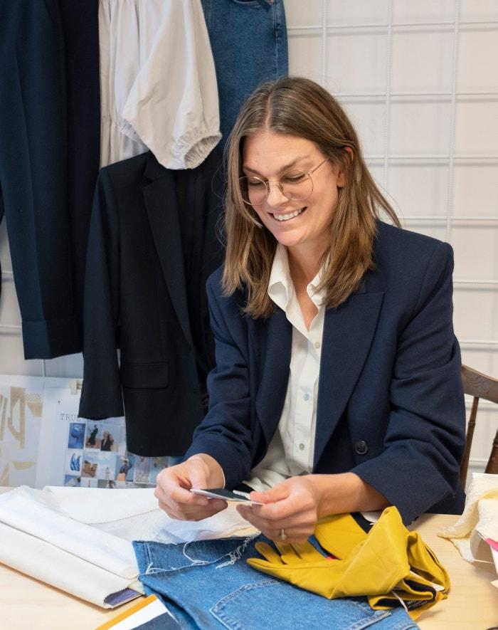 Marie Nilsson, designérka ready-to-wear kolekcí stockholmského ateliéru & Other Stories