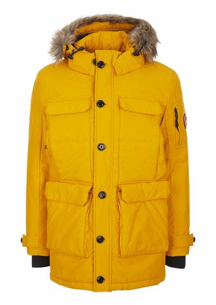 Pánská bunda s imitací kožešiny, s.Oliver, 3999 Kč