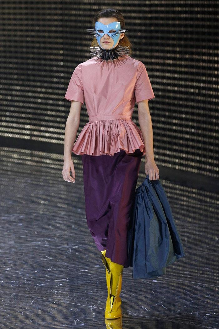 Gucci AW19/20, Milan Fashion Week, únor 2019 Autor: Estrop/Getty Images