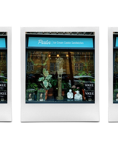 Vogue Supports Local: Parlor Café f. Matouš Háša (1992)