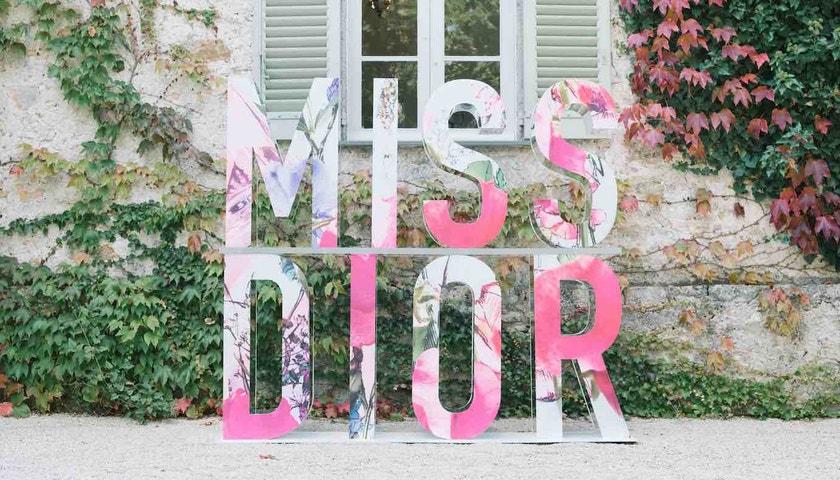 Dvanáct tváří Miss Dior