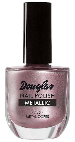 Lak na nehty Metallic v odstínu 755 Metal Coper, Douglas