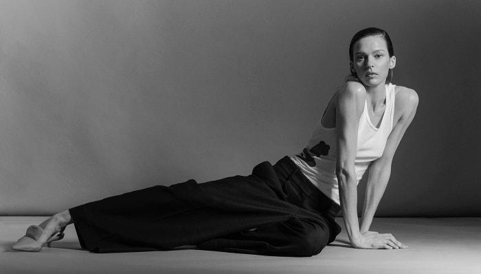 Élise Crombez pro Vogue CS