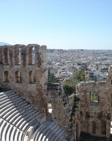 Vogue průvodce Athénami: Něco starého, něco nového