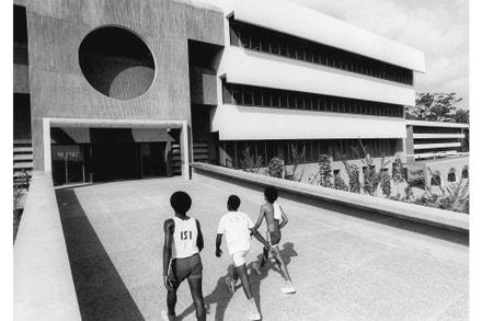 Univerzita ve městě Ife v Nigérii, architektonický návrh (Bauhaus Week Berlin)