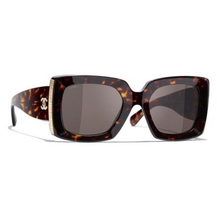 Sluneční brýle, Chanel (prodává Chanel), info o ceně v obchodě